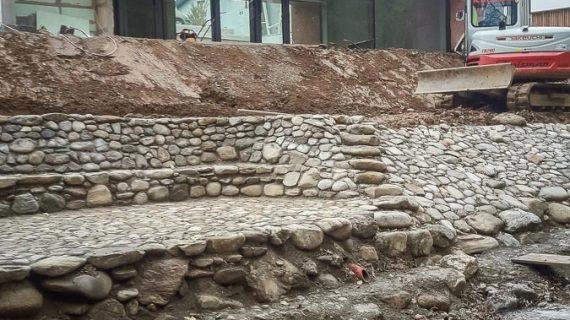 Škarpa Gavis plus in moderne gradbene adaptacije ter gradbeništvo
